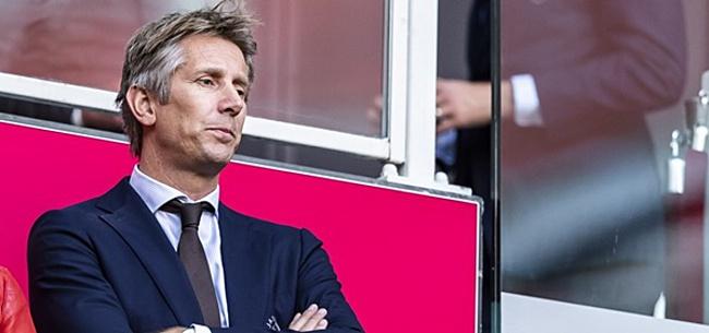 Foto: Van der Sar: 'De Ligt verwoordde het fantastisch in Rotterdam'