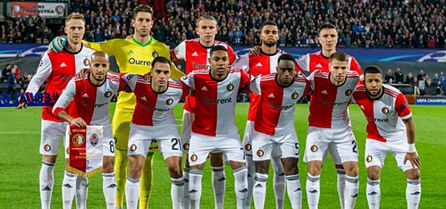 Foto: 'Ajax is bang voor één speler van Feyenoord'