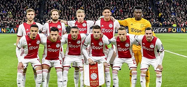 Foto: De Ajax-vertrekmeter: vele miljoenen lonken in 2020