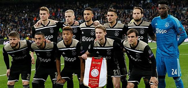 Foto: KNVB komt Ajax wéér tegemoet en gooit Eredivisie-schema overhoop