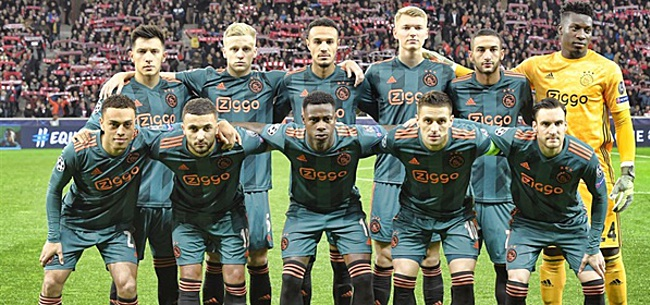 Foto: 'Ajax-stunt komt steeds dichterbij na nieuws uit Londen'
