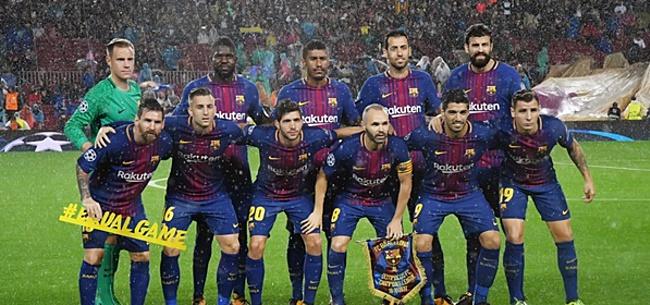 Foto: 'FC Barcelona biedt speler aan bij Ajax'