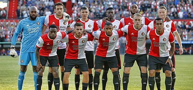 Foto: 'Feyenoord evenaart clubrecord voor nieuwe aanwinst'