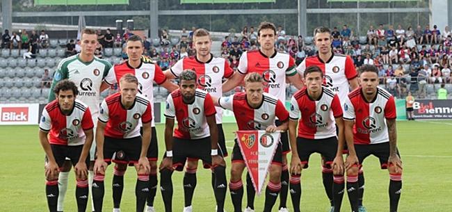 Foto: 'Feyenoord moet hopende fans voorlopig teleurstellen'