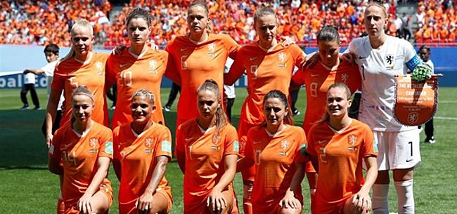 Foto: Fans zijn helemaal klaar met Oranje Leeuwin: 'Lachwekkend'