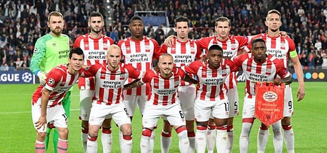 Foto: PSV'er met klasse krijgt kritiek: