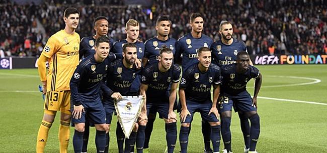 Foto: 'Real Madrid deelt salaris van 11 miljoen euro netto uit'
