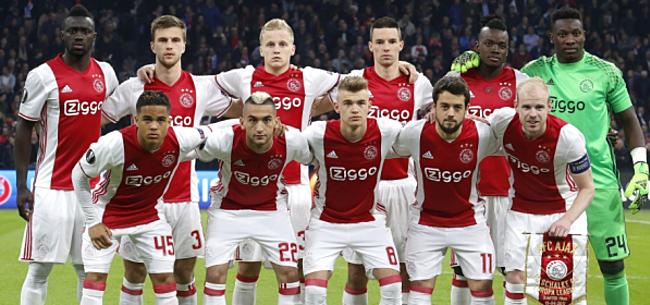 Foto: 'Ajax eist veel meer dan 40 miljoen euro'