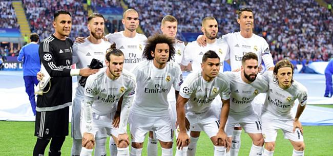 Foto: 'Real Madrid deelt anti-Barcelona-clausule uit'