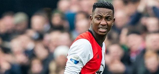 Foto: 'Feyenoorder Elia nog één stap verwijderd van transfer'