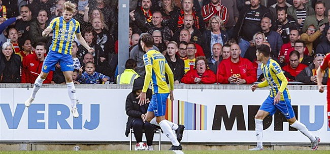 Foto: Feyenoord haalt huurling terug: