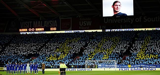 Foto: UEFA beslist: overal in Europa minuut stilte voor Emiliano Sala