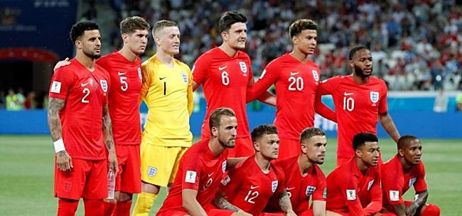 Foto: VIDEO: Engeland opent al snel de score tegen Panama, 1-0