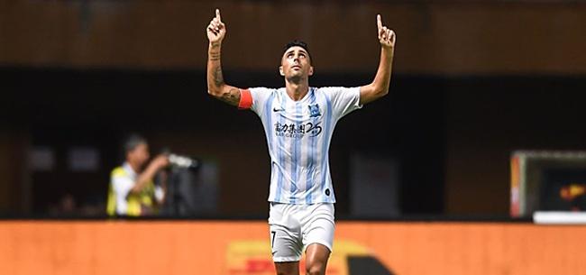Foto: 'PSV akkoord met ervaren topschutter uit Chinese competitie'