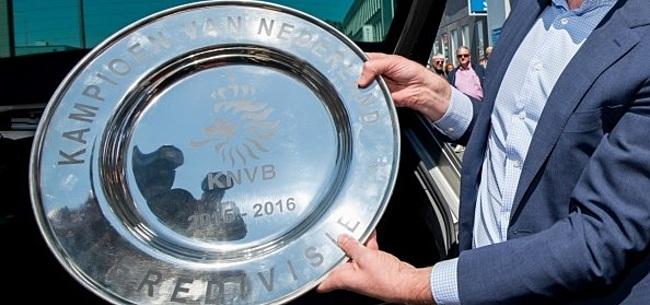 Foto: KPN nieuwe hoofdsponsor Eredivisie