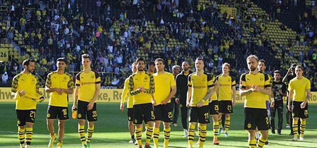 Foto: Borussia Dortmund-spits zwaar onder vuur: