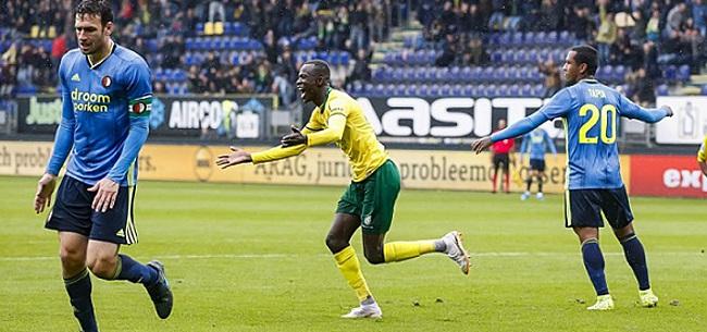 Foto: Stam zorgt voor onbegrip bij Feyenoord: