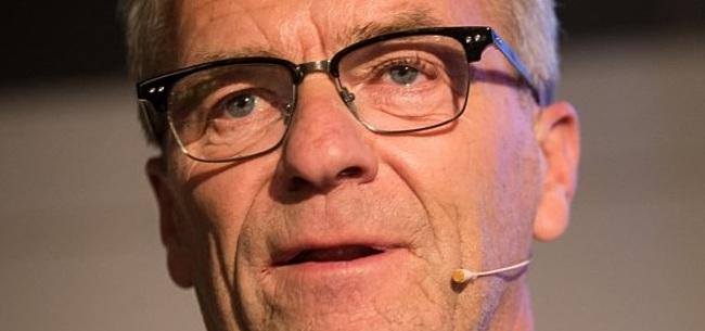 Foto: Gudde reageert op bericht uit Eindhoven: