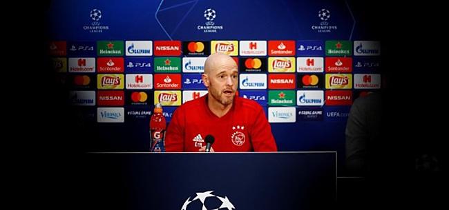 Foto: Ten Hag wekt verbazing met uitspraak richting clash met Real Madrid