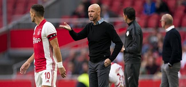 Foto: Ten Hag droomt van Ajax-duo: