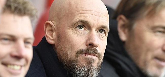 Foto: 'Bayern München heeft groot nieuws voor Erik ten Hag'