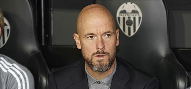 Foto: 'Opmerkelijke beslissing Ten Hag op verzoek van de spelers'