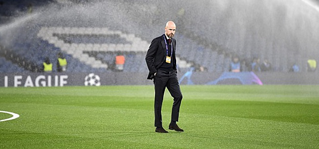 Foto: 'Gigantische tegenvaller voor Ajax en Erik ten Hag'