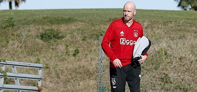 Foto: 'Ten Hag haalt mogelijk nieuwe assistent naar Ajax'
