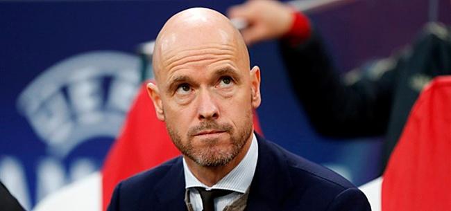 Foto: Opstelling Ajax: Ten Hag slachtoffert één speler voor kampioensduel