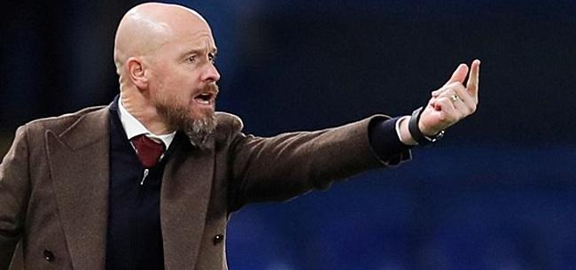 Foto: 'Slechts één iemand kan Erik ten Hag bij Ajax houden'
