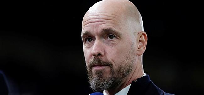 Foto: 'Bayern informeert Ten Hag: duidelijke voorkeur in München'