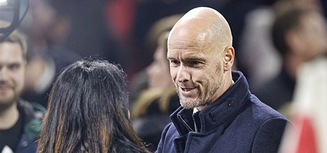 Foto: Ten Hag over Ajacied: