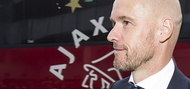 Foto: Crisis bij Ajax: ochtendtraining nog altijd niet begonnen