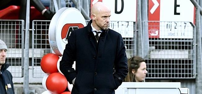 Foto: Ten Hag krijgt transferopdracht: 'Je moet hem terughalen'