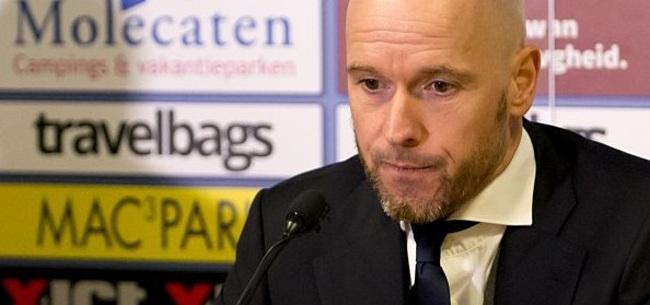 Foto: Ten Hag vraagt KNVB om snelle maatregelen