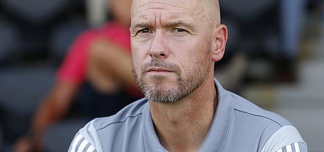 Foto: 'Ajax mogelijk met verzwakt elftal tegen PSV'