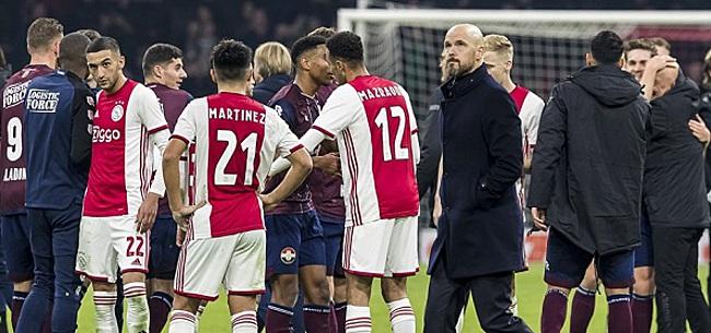 Foto: 'Ajax dreigt naast miljoenentransfer te grijpen'
