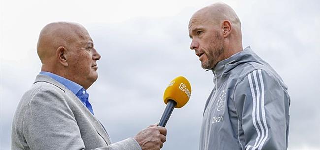Foto: Ten Hag hielp PEC Zwolle aan versterking: 'Hij raadde hem aan bij ons'