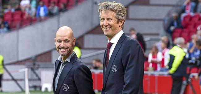 Foto: Felle kritiek op Ajax: