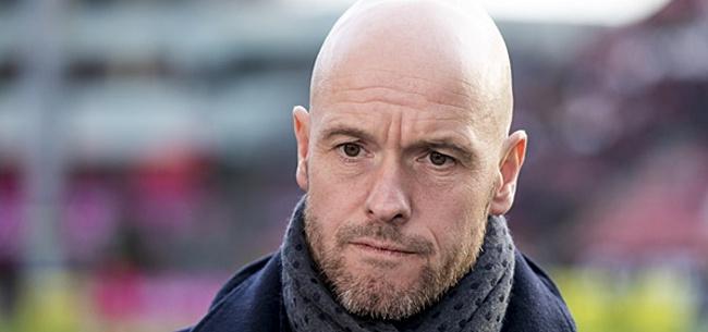 Foto: 'Wens Ten Hag kost Ajax liefst 200.000 euro'