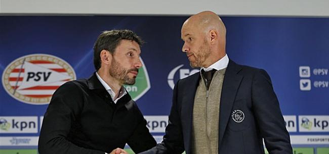 Foto: 'Ajax en PSV bieden miljoenen op dezelfde speler'