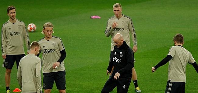 Foto: De 11 namen bij Real en Ajax: Ten Hag maakt keuze bekend