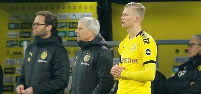 Foto: Haaland maakt wéér indruk bij Dortmund, invaller helpt Milan