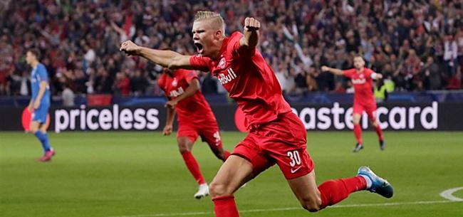 Foto: 'Ajax maakte enorme Erling Haaland-blunder'