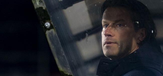 Foto: Faber woedend op PSV-spelers: