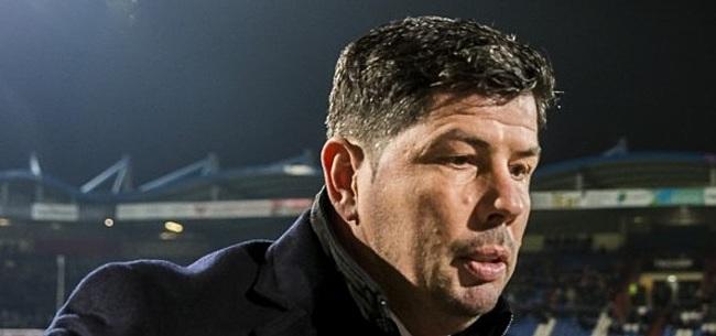 Foto: Van de Looi aangesteld als nieuwe bondscoach Jong Oranje