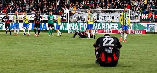 Foto: Excelsior verrast en haalt oude bekende terug naar Kralingen