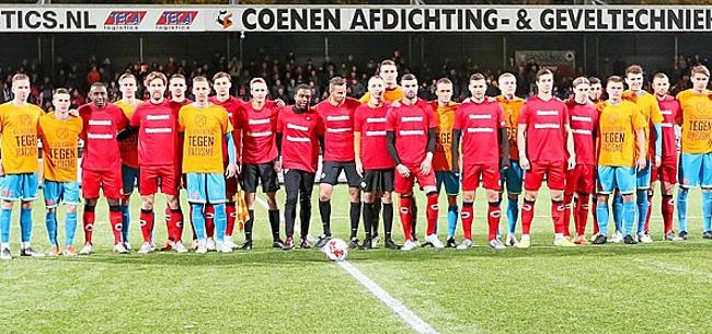 Foto: Cambuur en De Graafschap slaan grote slag om promotie