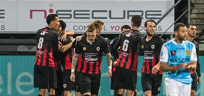 Foto: Excelsior-pareltje Faik beschikt over aflopend contract: