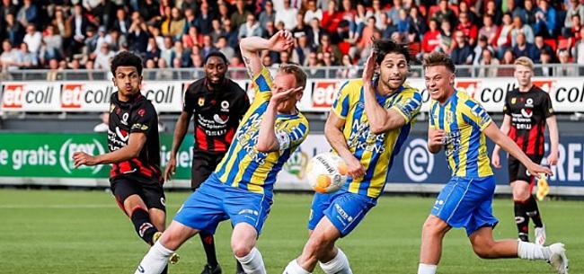 Foto: Excelsior degradeert uit de Eredivisie, RKC en Go Ahead houden droom levend